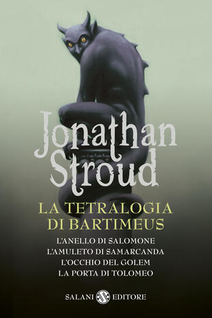 copertina La tetralogia di Bartimeus