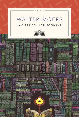 copertina La città dei libri sognanti