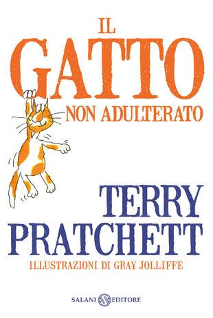 copertina Il gatto non adulterato