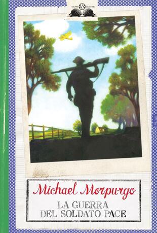 copertina LA GUERRA DEL SOLDATO PACE