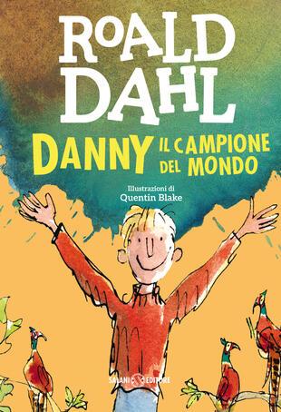 copertina Danny il campione del mondo