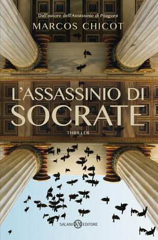 copertina L'assassinio di Socrate