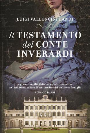 copertina Il testamento del conte Inverardi