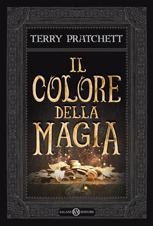 copertina Il colore della magia
