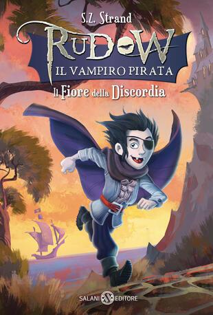 copertina Rudow il vampiro pirata