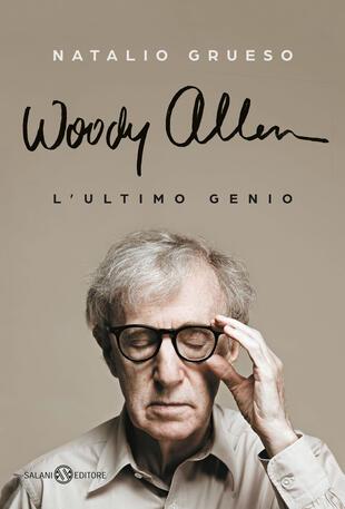 copertina Woody Allen ultimo genio