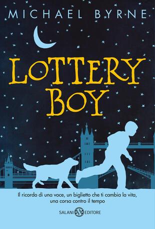 copertina Lottery boy