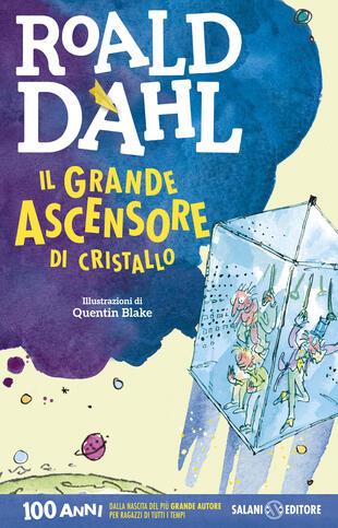 copertina GRANDE ASCENSORE DI CRISTALLO