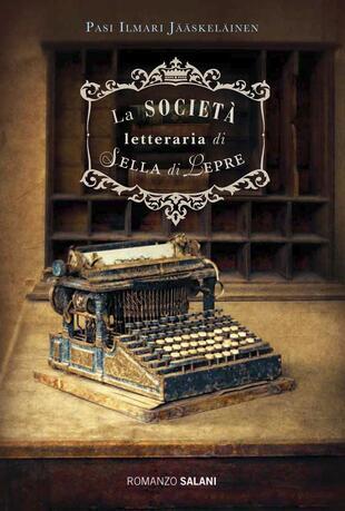 copertina La società letteraria di Sella di Lepre