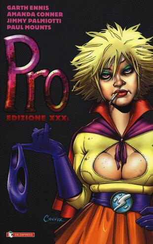 copertina Pro. Edizione XXXL