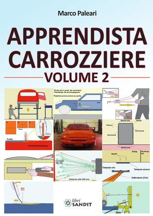 copertina Apprendista carrozziere. Vol. 2