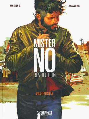 copertina Mister No revolution. California