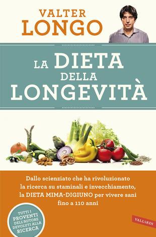 copertina La dieta della longevità