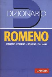 Dizionario romeno tascabile