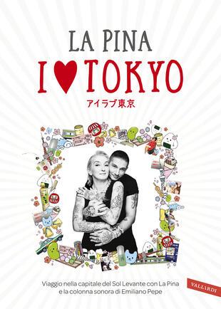 copertina I love Tokyo