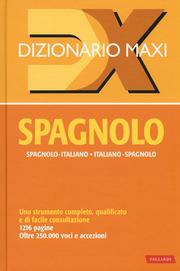 Dizionario Spagnolo Maxi