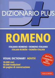 Dizionario romeno plus