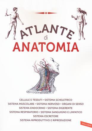 copertina Atlante di anatomia