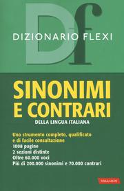 Dizionario sinonimi e contrari flexi
