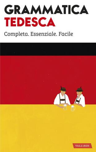 copertina Grammatica tedesca