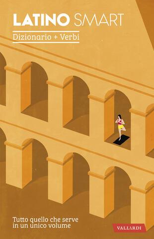 copertina Latino smart - Dizionario + Verbi