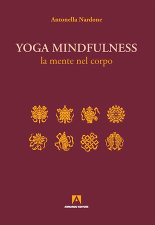 copertina Yoga mindfulness. La mente nel corpo