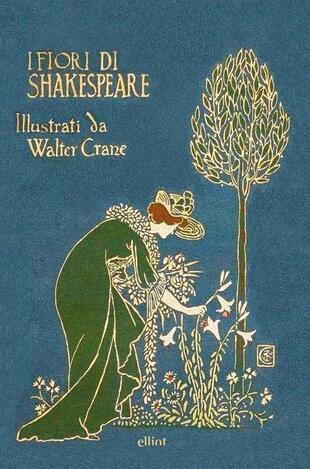 copertina I fiori di Shakespeare. Ediz. italiana e inglese