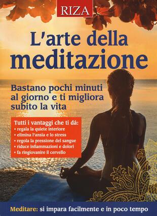 copertina L' arte della meditazione