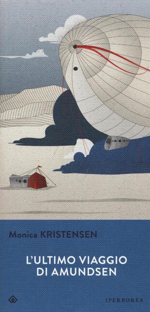 copertina L' ultimo viaggio di Amundsen