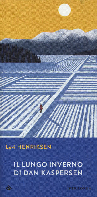 copertina Il lungo inverno di Dan Kaspersen