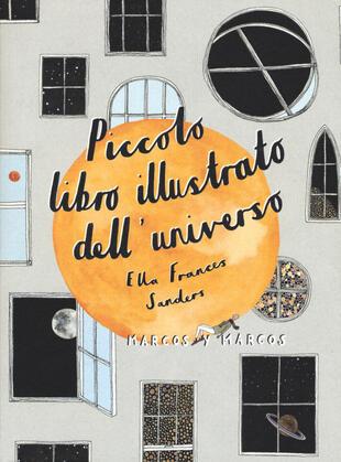 copertina Piccolo libro illustrato dell'universo