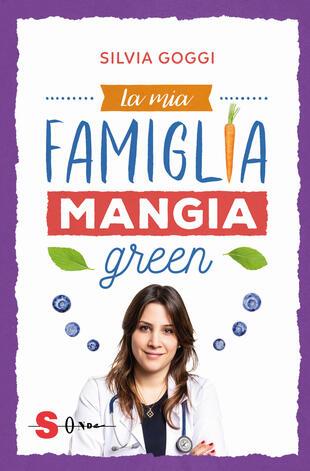 copertina La mia famiglia mangia green