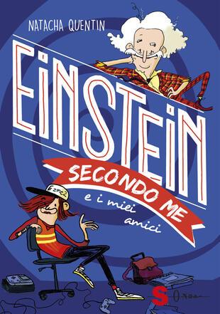 copertina Einstein secondo me e i miei amici