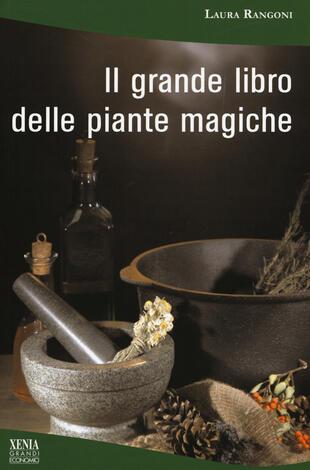 copertina Il grande libro delle piante magiche