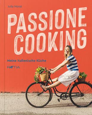 copertina Passione cooking. Meine Italienische Kuche