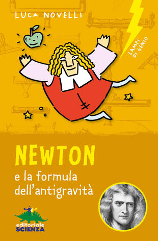 copertina Newton e la formula dell'antigravità