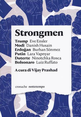 copertina Strongmen