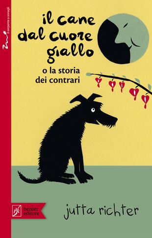 copertina Il cane dal cuore giallo o la storia dei contrari