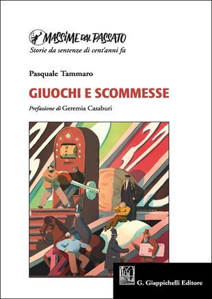 copertina Giuochi e scommesse