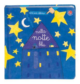 copertina Nella notte blu