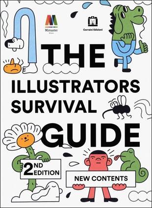 copertina The illustrators survival guide. Ediz. italiana e inglese