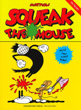 copertina Squeak the mouse