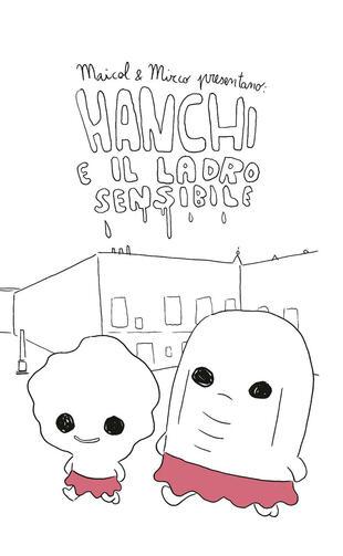 copertina Hanchi e il ladro sensibile