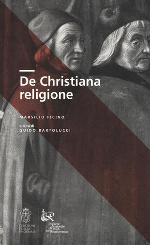 copertina De Christiana religione
