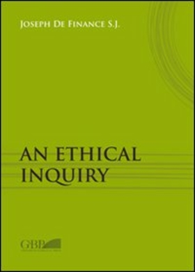Ethical inquiry (An)