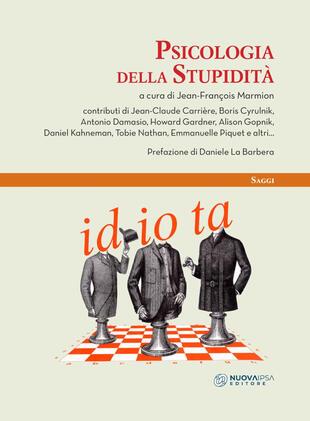 copertina Psicologia della stupidità