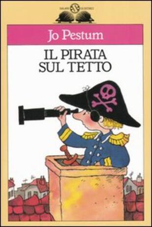 copertina Il pirata sul tetto