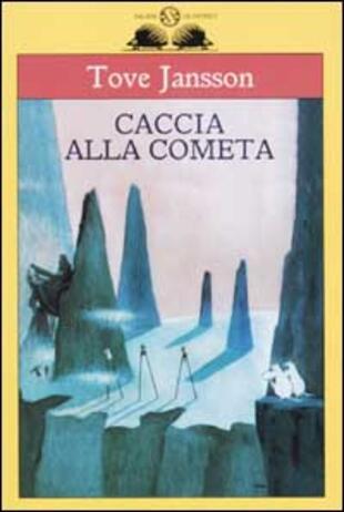 copertina Caccia alla cometa