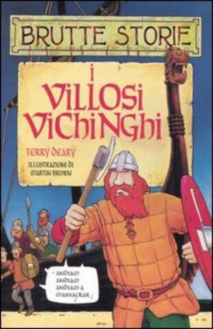 copertina I villosi vichinghi