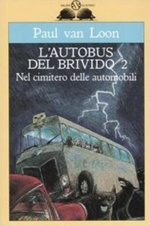 copertina L'AUTOBUS DEL BRIVIDO 2
